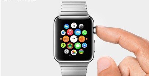 """Apple Watch集健康、健身设备于一身,运动健身腕戴迎""""末日"""""""