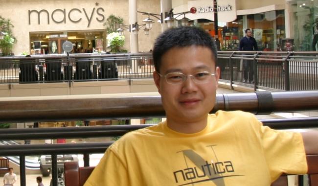 访上海博悦信息科技有限公司CEO 王大庆先生