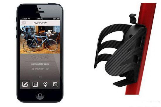 目前3款最好的物联网自行车防盗器