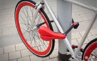 斗智斗勇中成长,Seatylock能把自行车座变车锁