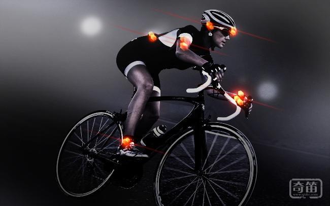 "LifeBEAM号称全球首款""智能""自行车头盔"