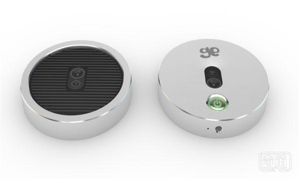 GeckoEye摄像头支持太阳能工作