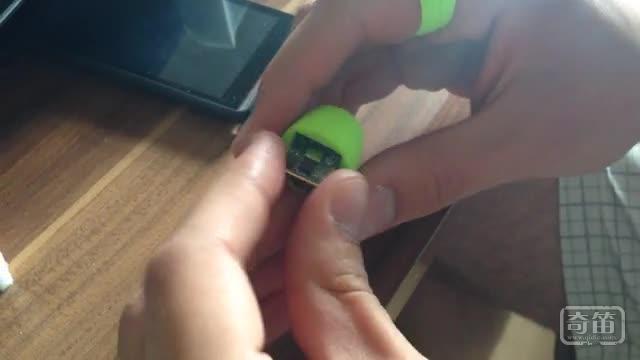智能指环Arcus Motion能同时支持运动追踪和手势识别