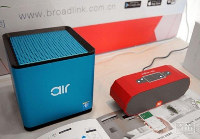 Broadlink又推新品 WiFi 音响 MS1,刘宗孺透露下一步的打算