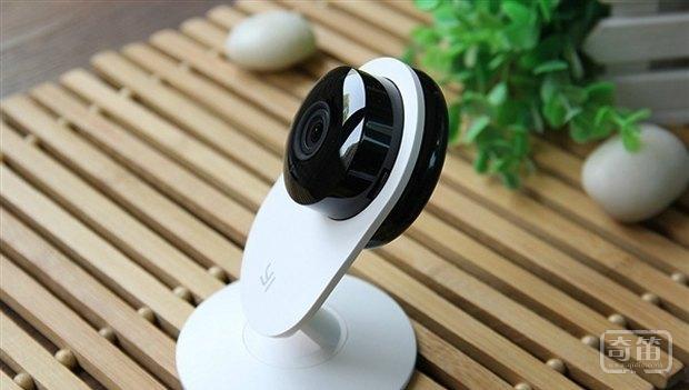 """小米也加入模仿Dropcam的大军,正式发布""""小蚁""""智能摄像机"""