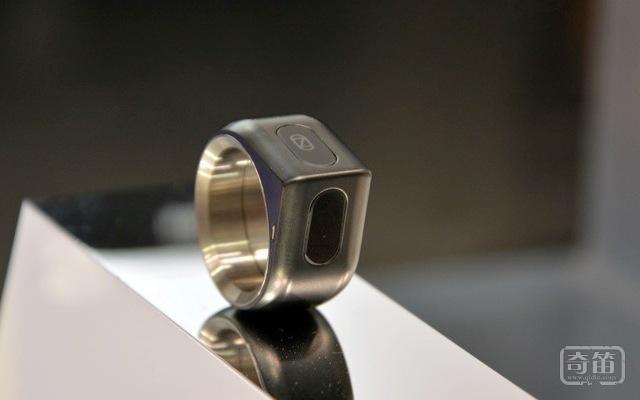 16Lab智能指环将用手势控制一切设备