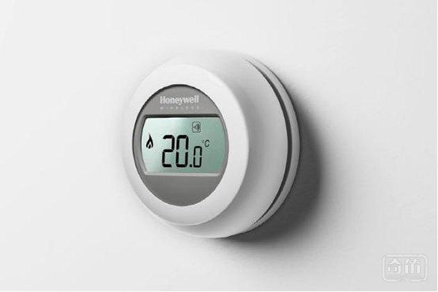 霍尼韦尔推出可编程的Single Zone恒温器,与Nest有不同