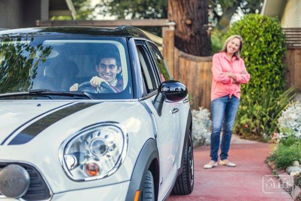 车联网平台Automatic推出——帮助家长监视青少年驾驶情况的工具License+