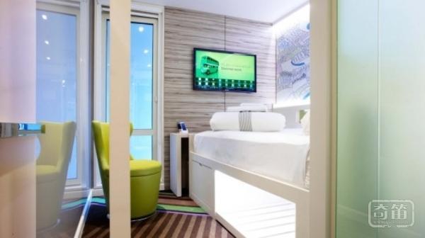 Premier Inn开始探索宾客手机控制房间