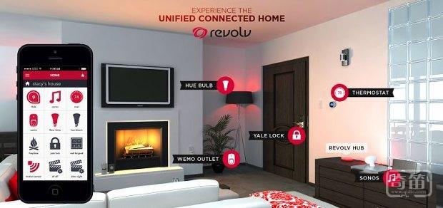智能家居设备创业公司 Revolv被 Nest收购
