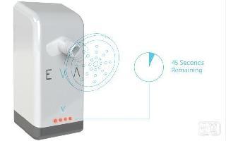 从点滴入手,Eva 智能喷头洗澡时自动帮你调整出水量