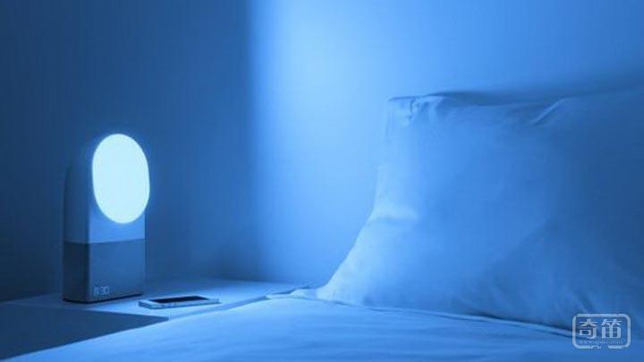 Withings 推出Aura智能睡眠检测灯