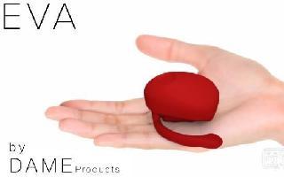 刚需的力量是无穷的,EVA 成为众筹1000%的智能振动器