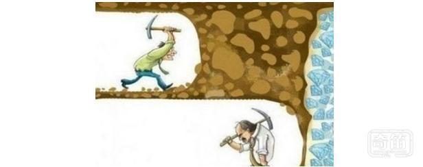 如果不坚持,到哪都是放弃!