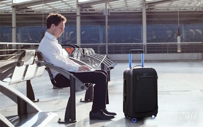 Bluesmart智能旅行箱,不仅仅远程解锁