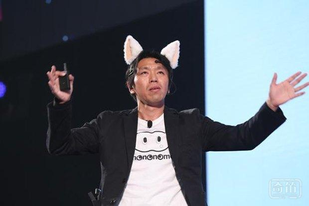 """""""猫耳朵""""发明者生物感知专家Tomonori认为:物感知人是智能生活发展的方向"""