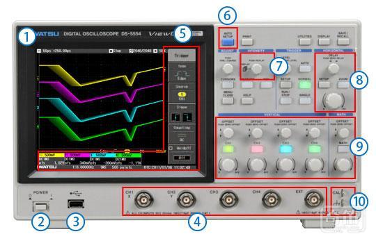 如何减小测量电源纹波时的示波器空间噪声