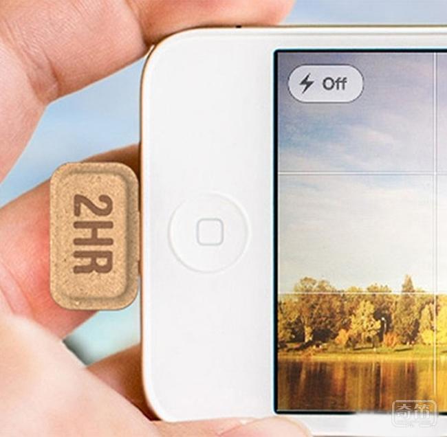 Mini电源拯救垂死的手机
