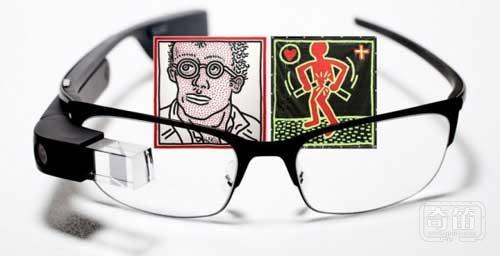 Google Glass可以用音频讲解世界名画