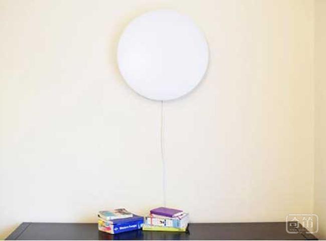 Sunn Light可模拟太阳轨迹自动调整光亮