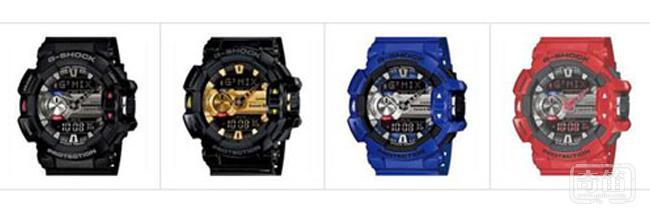 G-Shock智能手表能发现周围新音乐