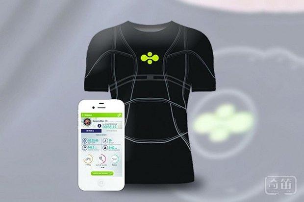 """""""智能衣服""""将会成为2015年突破性智能穿戴技术"""