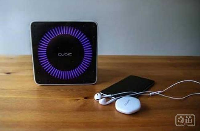 Cubic可通过语音激活帮你开灯,叫出租车,发邮件,看天气甚至发微博