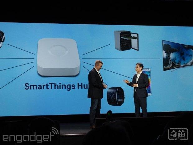 三星下属 SmartThings在 2015 CES 透露新一代智能家居开放平台