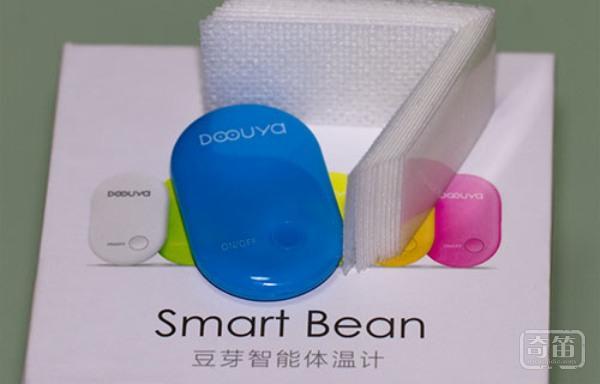 Smart Bean豆芽智能体温计深度评测