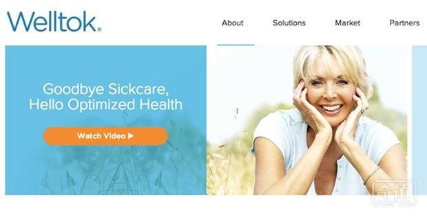 个人健康管理云平台Welltok又获3700万投资