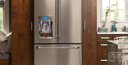 智能时代 GE为老款冰箱用户获得一席地位,发WiFi模块实现冰箱智能化