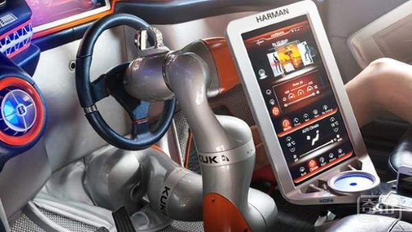 Budii概念无人驾驶汽车将各种高科技集于一身