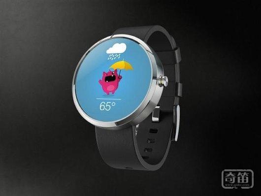 摩托罗拉推新版 Moto Maker工具,为 Moto360用户定制专属手表