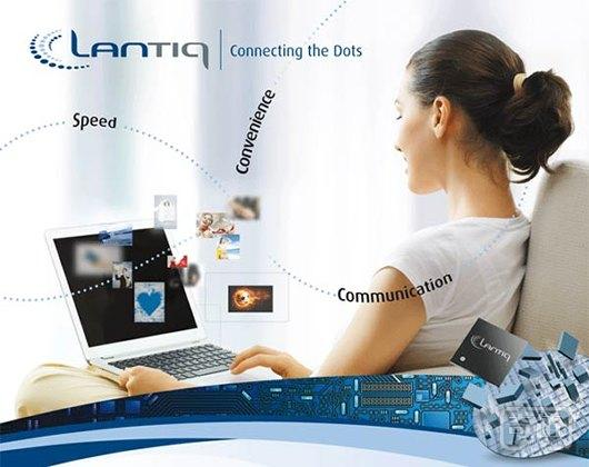 """英特尔收购Lantiq 布局""""互联网家庭"""""""