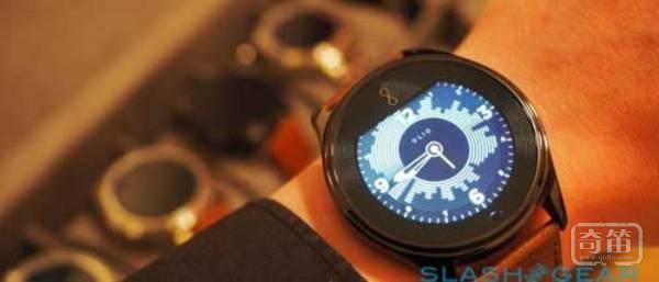 Olio智能手表成为颜值爆表的手表