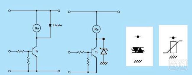 设计驱动继电器电路的四个注意事项