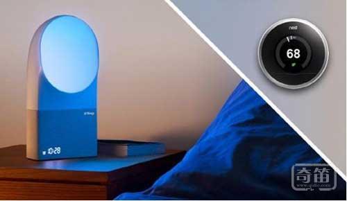 花气袭人知昼暖,Aura追踪器与恒温器联合提供最佳睡眠温度