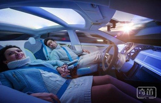 自动驾驶技术的未来:人类开车将被列为违法行为