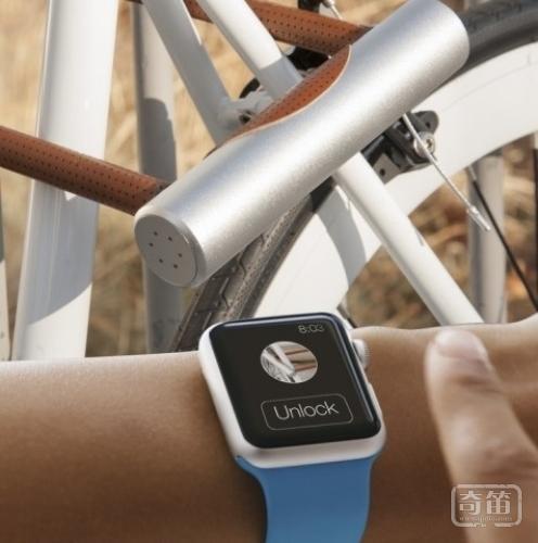 Noke U-Lock蓝牙自行车锁就能提供智能安全