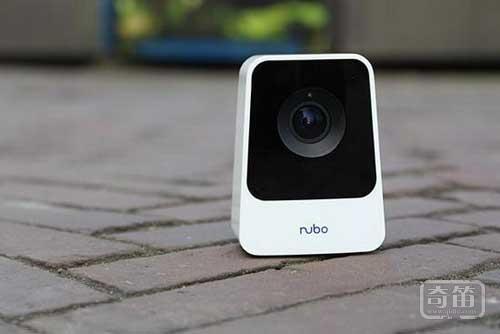 Nubo监控摄像头能跟门锁联动支持4G网络