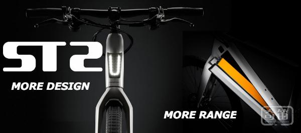 Stromer ST2智能自行车丢失后可以自动上锁
