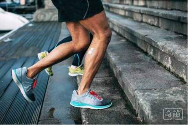 Smart Patch健身贴片能够监测汗水获知健康状况