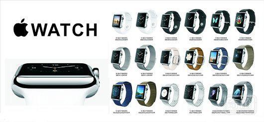 为阻止山寨泛滥,苹果申请表带专利 为Apple Watch护航