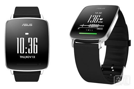 华硕推新款智能手表 VivoWatch 续航可达 10 天