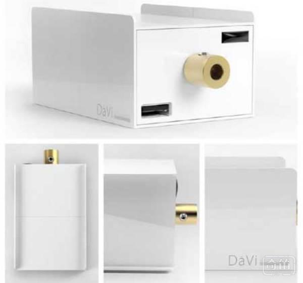 DaVi百叶窗控制器支持DIY改造家庭普通百叶窗