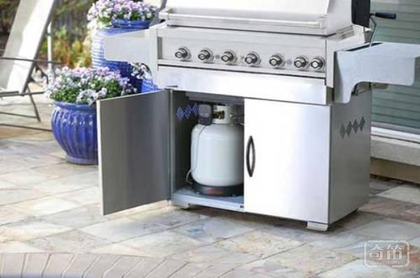 GasWatch煤气罐智能监控工具能够让你随时掌握罐内气体余量