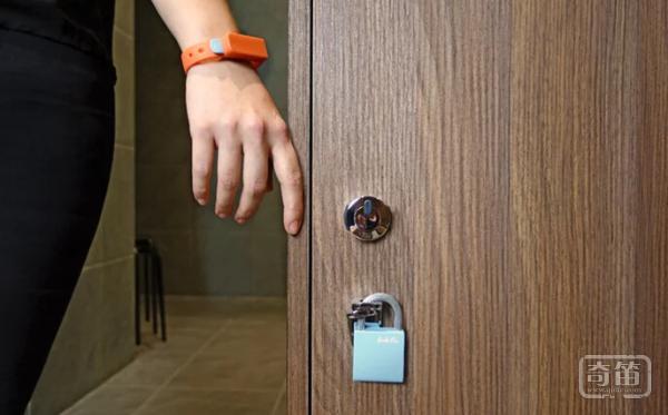 Lock-Rs成为世界首款可保护实物和数字化资料的可穿戴智能锁