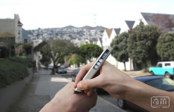 Phree智能笔可在任何地方书写幸福
