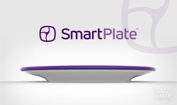 SmartPlate智能餐盘能跟踪你的所有吃食养分