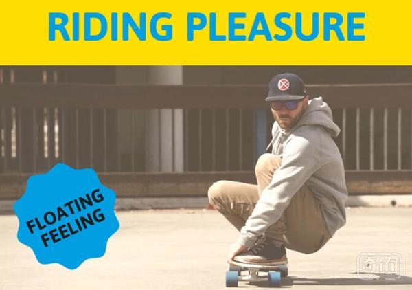 将普通滑板电动化,Mellow给你带来全新体验